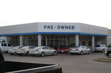 chuck fairbanks chevrolet pre owned building. Cars Review. Best American Auto & Cars Review