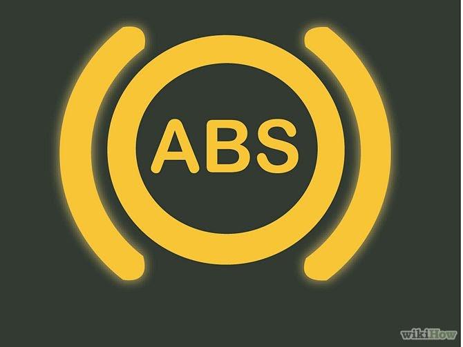 blog your vehicle anti lock brakes warning light